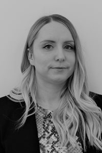 Amy Potter - Office & Events Manager